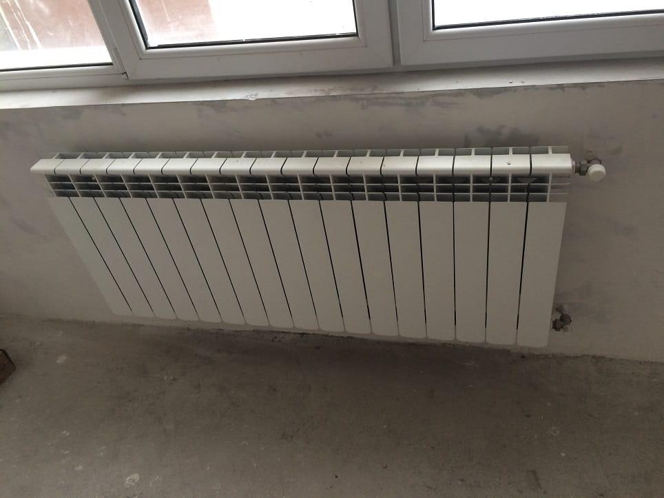 ремонт на радиатор